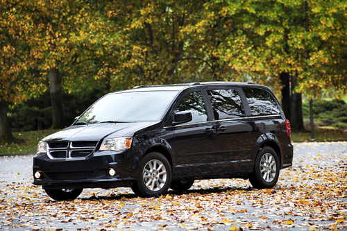 2012 Dodge Grand Caravan Review Ratings Specs Prices and