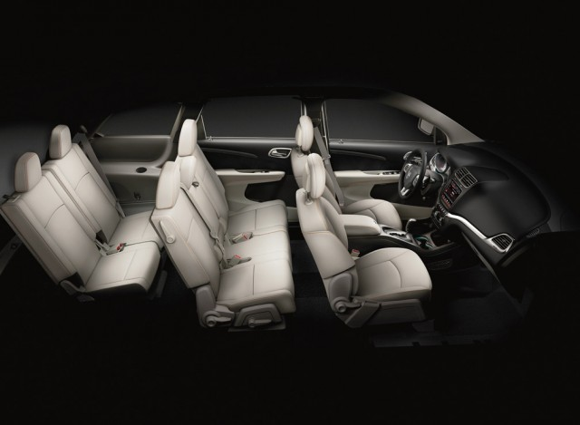 2012 dodge journey family crossover free third row seating through march. Black Bedroom Furniture Sets. Home Design Ideas