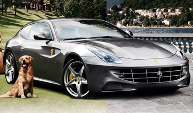 2012 Ferrari FF Neiman Marcus Edition