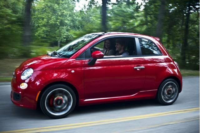 Fiat 500 abarth mpg