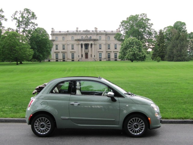 2012 fiat 500c cabrio first drive. Black Bedroom Furniture Sets. Home Design Ideas