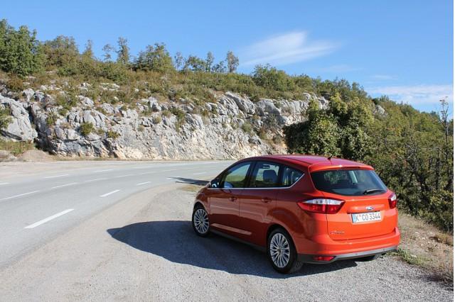 2012 Ford C-Max (European version)