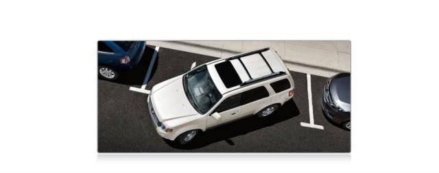 2012 Ford Escape active park assist
