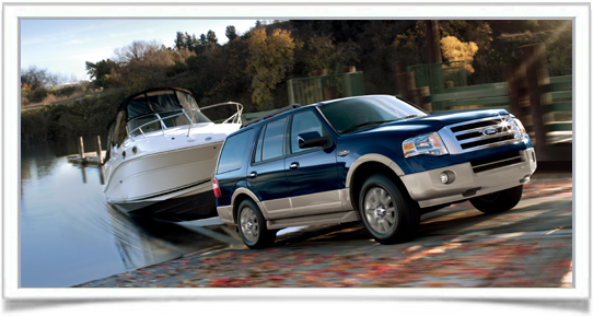 2012 Ford Expedition, 2012 Lincoln Navigator: Recall Alert