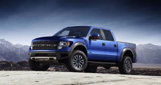 Fords f 150 raptor pickup a hot commodity in china voltagebd Gallery