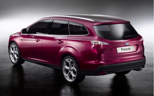 geneva motor show preview: 2012 ford focus station wagon