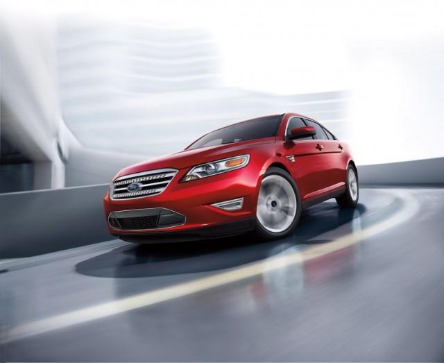 2012 Ford Taurus SHO