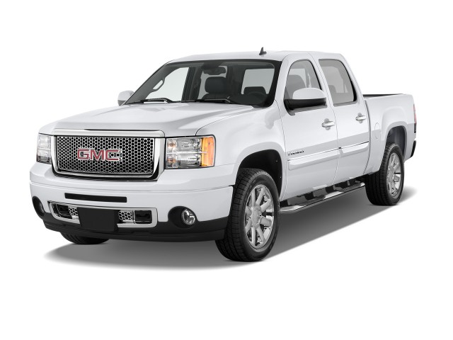 2012 gmc sierra 1500 2wd crew cab 143 5 denali angular front exterior view 100379099 m - 2011 Gmc Sierra 1500 Extended Cab Sle 2wd 5 3l