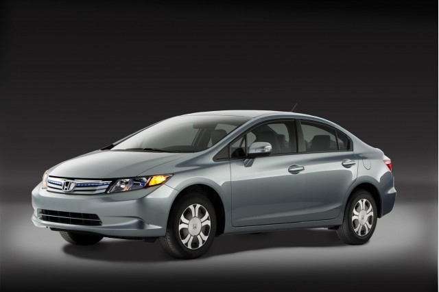 2012 Honda Civic Hf Joins The 40 Mpg Plus Parade Hybrid Too