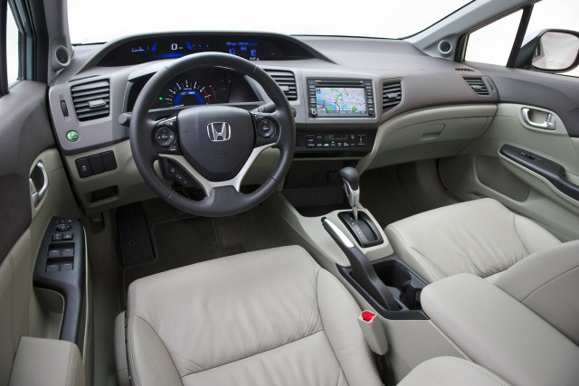 Attractive 2012 Honda Civic Hybrid