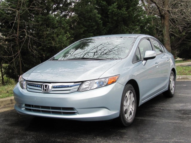 2012 Honda Civic Hybrid Multi Day Drive Review