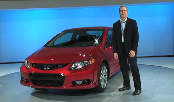 Awesome 2012 Honda Civic Si Video Walkaround