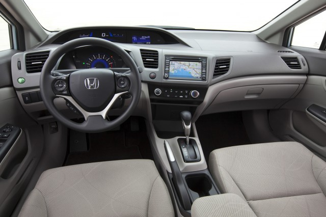 2012 Honda Civic Natural Gas First Drive