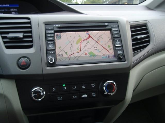 2012 Honda Civic EX - Driven review