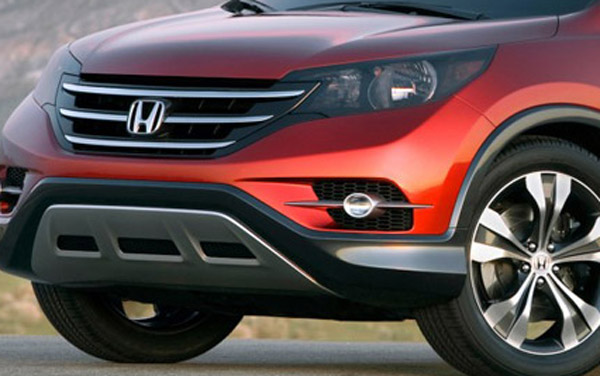 2012 Honda CR-V Concept: A Preview Of The Next-Gen Compact Crossover