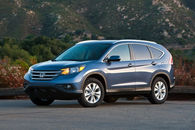 Honda Pilot Used Car Prices >> 2012 Honda CR-V Review, Ratings, Specs, Prices, and Photos - The Car Connection