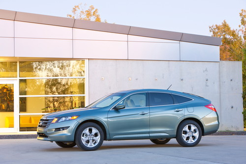 2012 Honda Crosstour Review Ratings Specs Prices And Photos