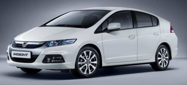 Amazing 2012 Honda Insight   European Market Version To Be Shown At Frankfurt Motor  Show