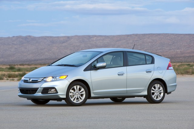 2017 Honda Insight Ex With Navigation