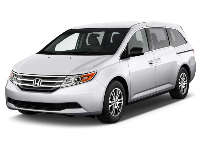 2012 Honda Odyssey Review Ratings Specs Prices and Photos