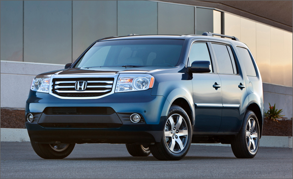 Honda Recalls 748000 Pilot SUVs Odyssey Minivans For Airbag Defect