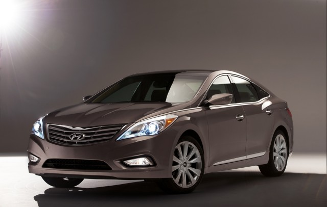 2012 Hyundai Azera Review Ratings Specs Prices and Photos