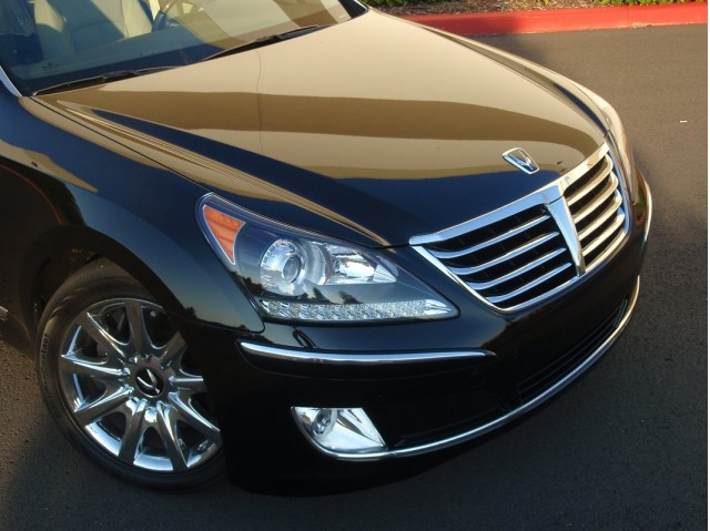 2012 Hyundai Equus  -  Driven, August 2012