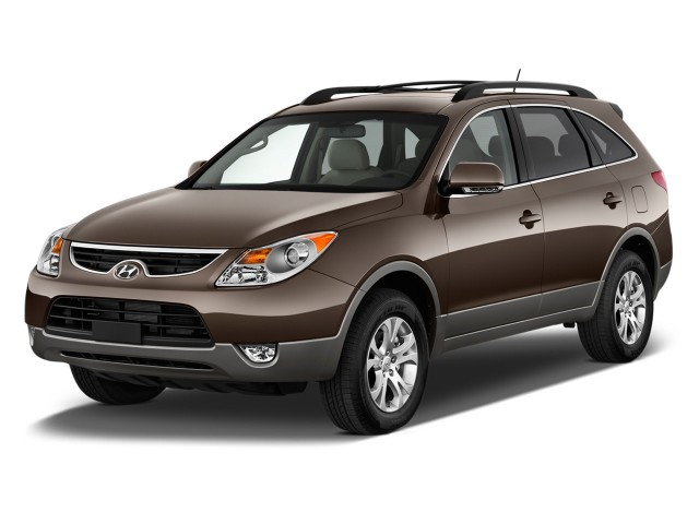 2012 Hyundai Veracruz Review Ratings Specs Prices And