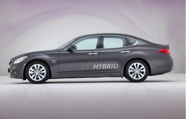 2012 Infiniti M35h Its First Hybrid Previews At Pebble Beach