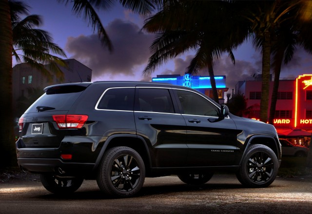 2012 Jeep Altitude editions of Grand Cherokee, Compass, and Patriot