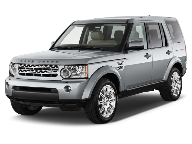 Car Tech - 2014 Land Rover LR4 - YouTube