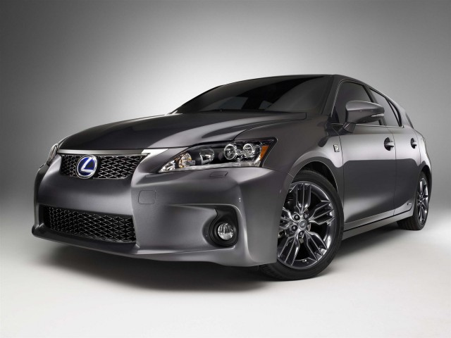 2012 Lexus CT 200h Sport Special Edition