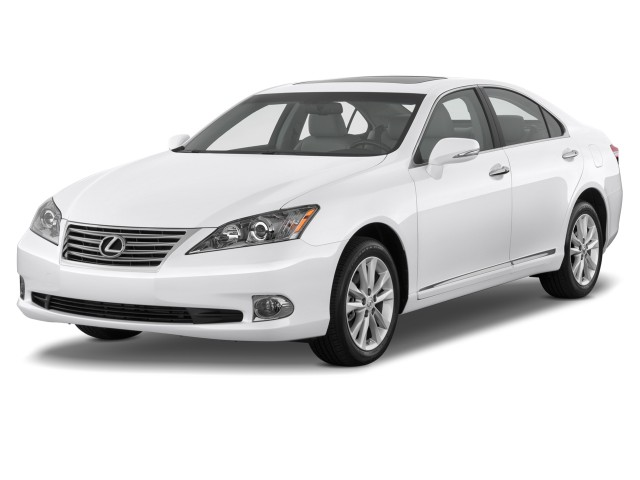 2012 lexus es review ratings specs prices and photos. Black Bedroom Furniture Sets. Home Design Ideas