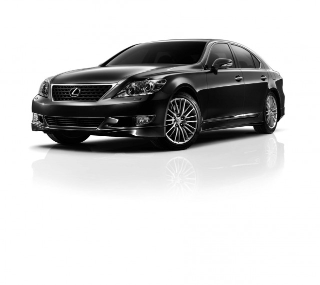 2012 Lexus LS 460 Sport Special Edition
