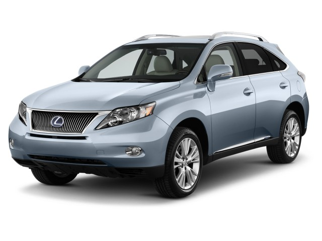 2012 Lexus RX 450h Review, Ratings, Specs, Prices, and ...