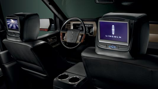 2012 toyota sienna rear entertainment system