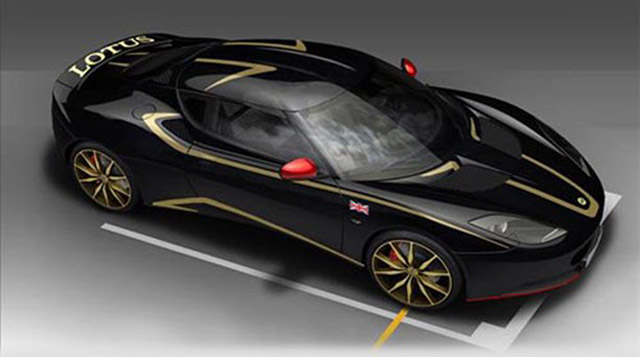 Lotus Launches F1 Inspired Evora S Gp Edition