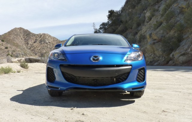 2012 Mazda3 SkyActiv  -  First Drive