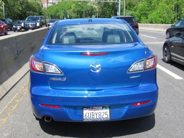 Mazda 3 2013 skyactiv