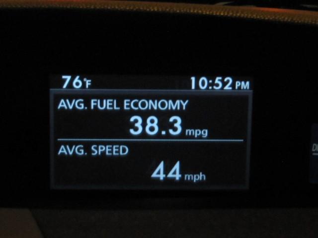 2012 Mazda Mazda3 Grand Touring SkyActiv G Sedan Road Test, April 2012
