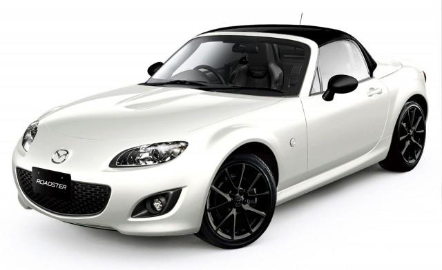 2012 Mazda MX 5 Miata Special Edition