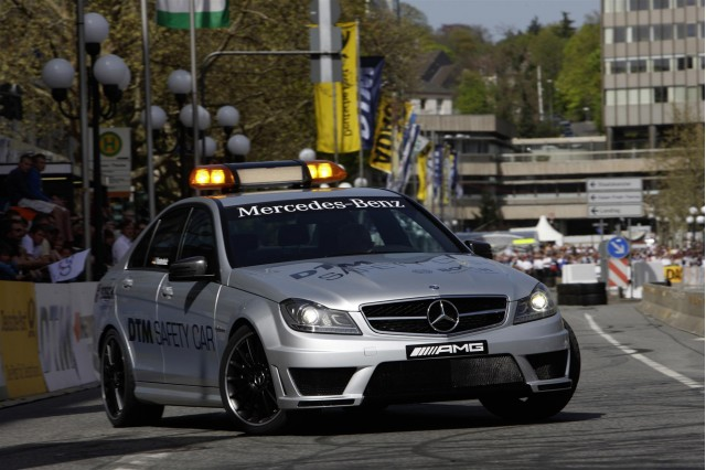 2012 Mercedes-Benz C63 AMG Safety Car