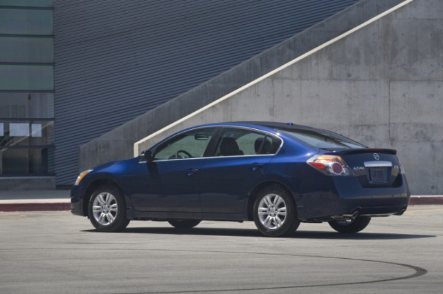 Outgoing 2012 Nissan Altima: Could It Be A Bargain?