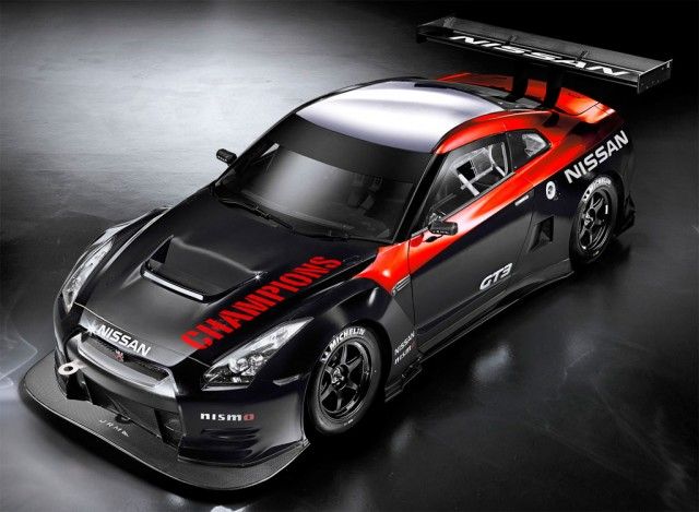Nissan Gt R To Enter Class In Japan S Super Gt Series