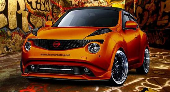 Fox Marketing Nissan Juke