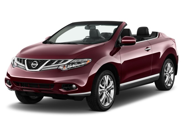 2017 Nissan Murano Crosscabriolet Awd 2 Door Convertible Angular Front Exterior View Reviews Specs Photos Inventory