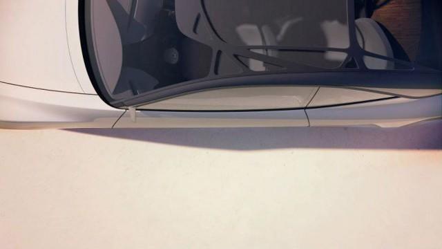 2012 Pininfarina Cambiano Concept teaser
