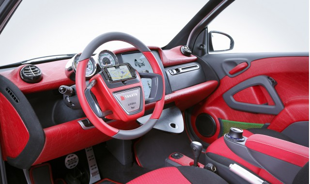 2012 Rinspeed Dock+Go Concept based on the Smart ForTwo