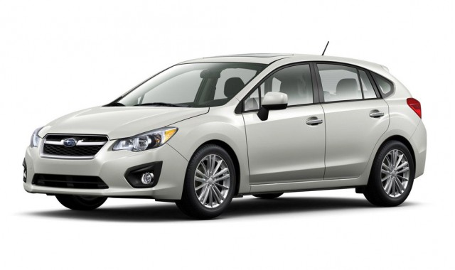 2012 Subaru Impreza Review Ratings Specs Prices And