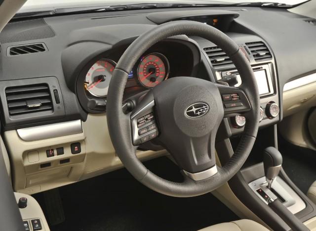 2012 Subaru Impreza Awd 36 Mpg Highway First Drive Report Page 2